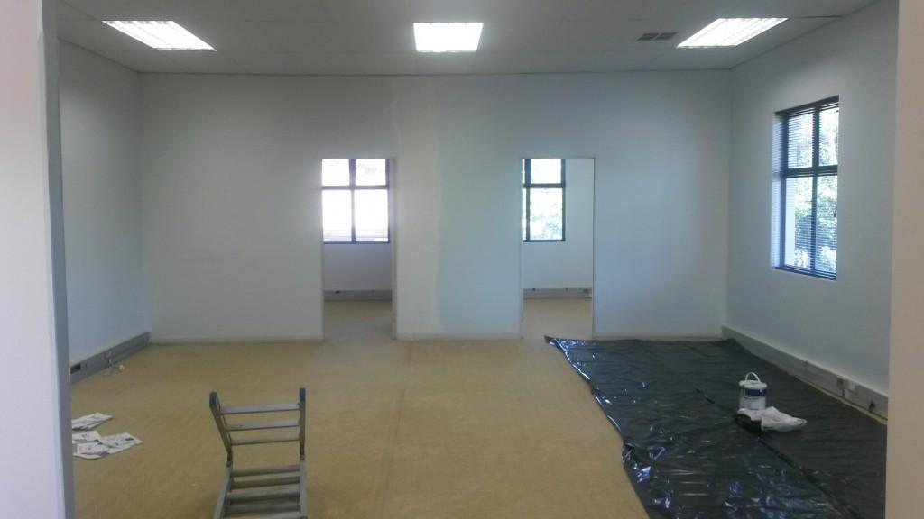 Office renovations Durban